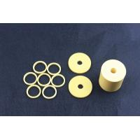 High Density Polyurethane Foam Products Elastomer Automotive Brake Damper For Shock Manufactures