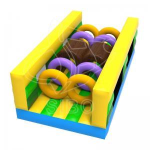 Quality Sibo Inflatable Bouncer Hottest Kids Jumper Bouncy Castle Pvc Tarpaulin Bouncer wholesale