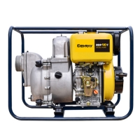Cheap ISO 9001 100mm 6.3KW Gasoline Powered Water Pump for sale