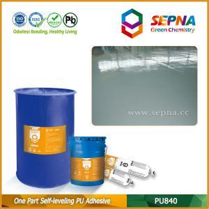 Single Component Polyurethane Self-leveling Adhesive for Highway Slot Gap Filling PU840