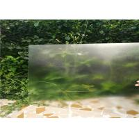 Cheap Ultra Clear Patterned Solar Panel Glass High Transparent Textured Low Iron Content for sale