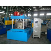 Cheap C Purlin Roll Forming Machine with High-level of Automation for Main Body Stress Structure for sale