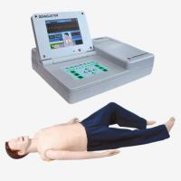 Cheap ECG Adult First Aid Manikins with ACLS Computer Screen for Colleges Training for sale