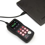 Cheap High Resolution Digital Thickness Gauge 150x76x38MM Large Measurement Range MT600 for sale