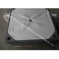 China Aggregate Industry Filter Press Cloth With Fine Filter Cake Release Ability on sale
