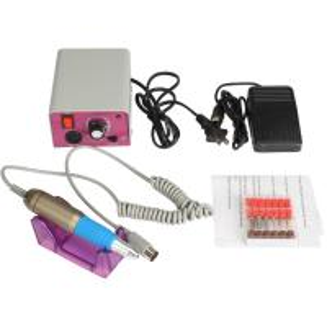 China Professional Electric Nail File Acrylic Manicure Drill Sand Machine Kit on sale