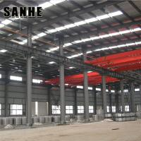 Prefabricated structural steel warehouse steel structure frame building