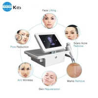 Cheap Touch Screen Fractional Rf Microneedling Machine CE ISO for sale