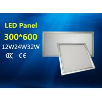 Cheap 32W  600x600  slim square led panel light  100-130lm/w surface mounted  Good price for recessed led ceiling for sale