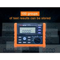 Cheap High Performance Earth Ground Resistance Tester 0 Ohm - 4000 Ohm Measurement for sale