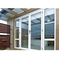 Buy cheap Arched Decorative Glass Entrance Doors Sound Insulation For Commercial Building from wholesalers