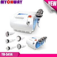 Buy cheap MYCHWAY Intelligence and Safety 4in1 Unoisetion Cavitation Vacuum Sextupolar 3d from wholesalers