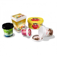 Cheap Injection Molding Label Iml In Mould Labeling Systems For Pp Resin Containers for sale