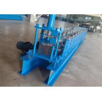 Cheap Cold Roll Forming Half Round Gutter Machine / Aluminium Gutter Making Machine for sale