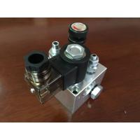 Buy cheap 120mm / 123mm Aluminum Hydraulic Block Manifolds for Lift Hydraulic System from wholesalers