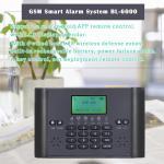 Mobile Phone Remote Control Home GSM Alarm System