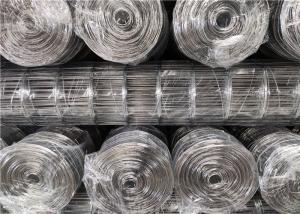 Cheap 1.8m X 30m Building 2x4 Galvanized Welded Wire Mesh Rolls for sale