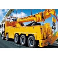 Cheap Breakdown Recovery Truck XZJ5540TQZA4 for treating vehicle failure, accidents and parking violations for sale