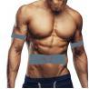 Cheap Meraif Portable Back Pain Tens Ems Unit Wholesale Tens Electrode Pads Massage Nerve Stimulator muscle Machine Full Body for sale