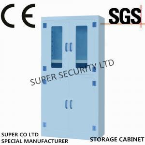 Cheap Hospital / Lab Medical Storage Cabinets For Medical, Storing Phosphoric , Chromic Acids for sale