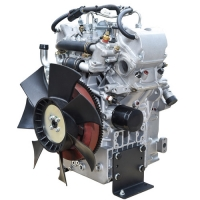 Cheap 15KW Electric Starter 92×75mm Multi Cylinder Diesel Engine for sale