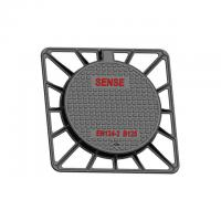 Cheap Manhole Cover Round With Hinge for sale