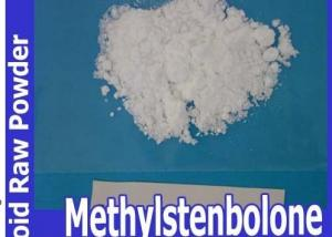 Cheap Methyl Stenbolone Steroid Raw Powder , Methylstenbolone Muscle Building Steroids CAS 5197-58-0 for sale