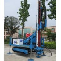 Anchor Drilling Rig Dth Hammer Land Drilling Rigs Machine Piling Foundation Drill MDL-150H