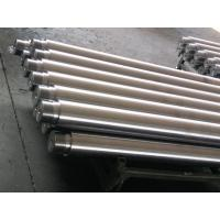 Cheap CK45 Induction Hardened Rod For Hydraulic Machine, Hard Chrome Plated Rod for sale