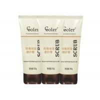 Cheap Oil-Free Exfoliating Face Scrub for Deep Pore Cleansing , Refreshing and Exfoliating Face for sale