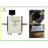 Cheap Metal Console Keyboard X ray Screening Scanner With High Clear Color Images for sale