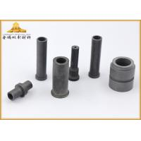 Buy cheap Durable Tungsten Carbide Sandblast Nozzles For Bridge Surface Cleaning from wholesalers