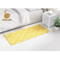 Modern Pattern Bedroom Indoor Area Rugs / non slip Carpet Easy To Clean