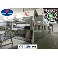 Cheap 160,000 Bags / Shift Noodle Manufacturing Machinery Fried Instant Noodle Making Machine for sale