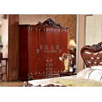 Cheap classic antique 5 doors Wardrobe for sale