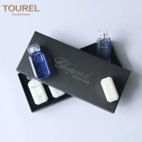 Cheap luxury hotel toiletries sets include soap shampoo conditioner shower gel body lotion for sale