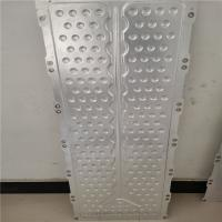 Cheap Brazing Cold Water Sheet Aluminium Auto Parts For Heat Sink Of Electrical Vehicle for sale