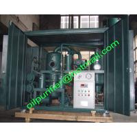 Cheap Oil Filtration Plant with Transformer Oil PCB Remover, Insulation Oil PCB Treatment Plant for sale