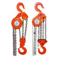 0.5-10T HS-VT chain pulley block, 0.5ton manual chain hoist