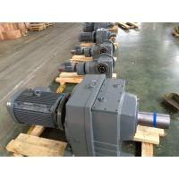 Cheap High Efficiency Helical Gear Reducer Gearbox , Sew Electric Industrial Gear Motor for sale