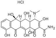 Oxytetracycline HCL CAS NO.2058-46-0 C22H25ClN2O9 Antimicrobials