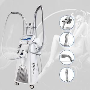 Cheap 640nm Rf Multifunctional Cavitation Vacuum Slimming Machine for sale
