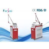 Cheap 3 Wave length Q-switched nd yag laser tattoo removal machine CE approved !! for sale