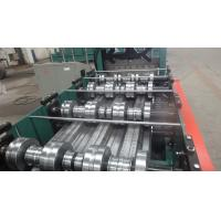 Buy cheap Building Meta Closed Mouth Floor Deck Roll Forming Machine 0.8-1.6mm Thickness from wholesalers