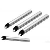 Cheap Round 347 Stainless Steel Tubing Custom Size Max 18m Length For Heat Exchangers for sale