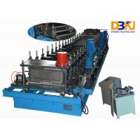 Cheap High Technology Automatic Cable Tray Roll Forming Machine For Purlin for sale