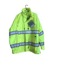 Quality Polyester Fabric Mechanic Work Jacket Lapel Stain Resistant Coverall wholesale