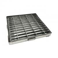 Cheap Galvanized Steel Grating  , Steel Grating Cover Drain Cover 302402 for sale