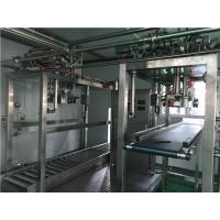 Cheap Sus304 / 316 Aseptic Filling Machine Fruit Juice Packaging Machine 40 Kg / H Steam Consumption for sale
