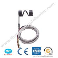 China Hot Runner Electric Heating Element With Thermocouple on sale